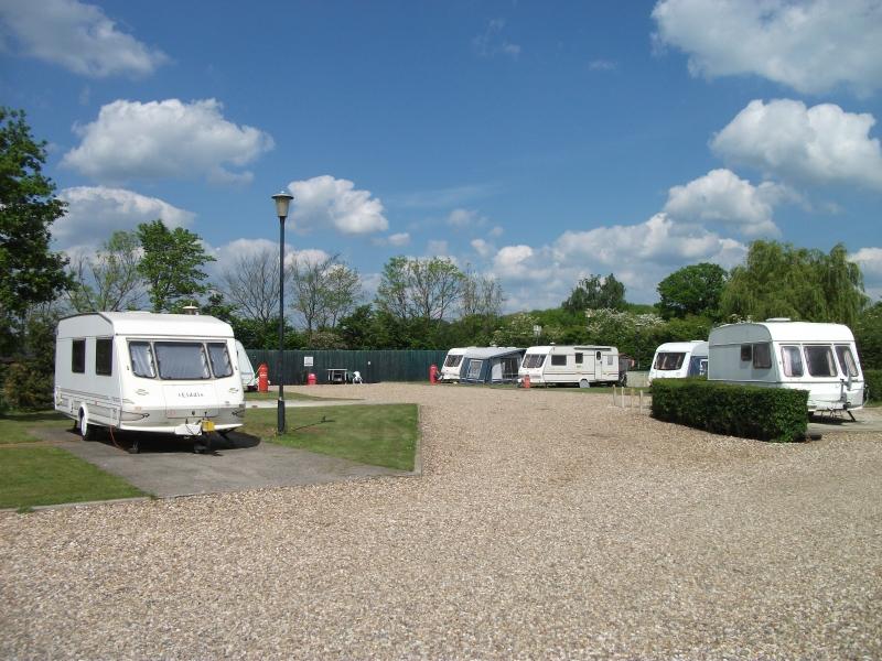 white rose caravan park hutton sessay