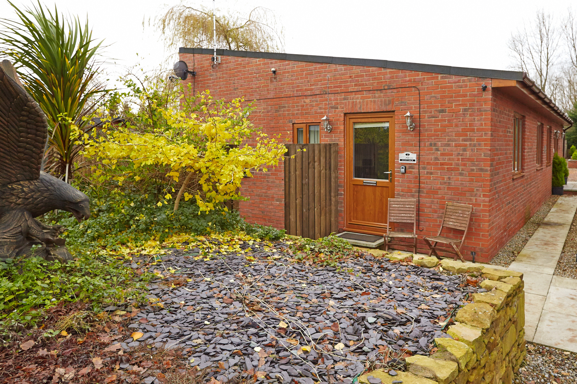 Holiday home in york nelson parks lodges provider of for Rose cottage